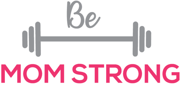 Be Mom Strong Logo