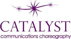 Catalyst Communications Choreography Logo