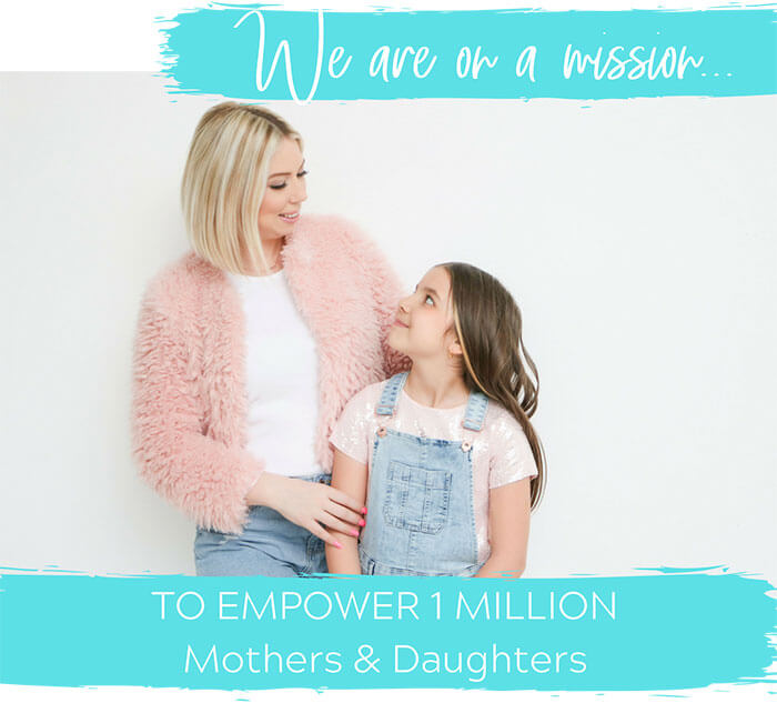 Mother Daughter Empower - Mission to Empower 1 Million