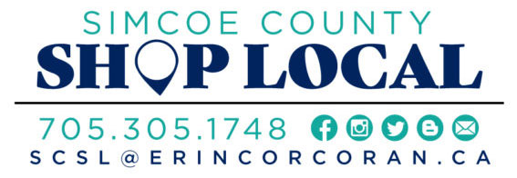 Simcoe County Shop Local Logo