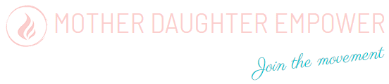 Mother Daughter Empower Logo